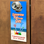 Door Hangers -2 sided